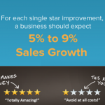 5 Star Reputation Online Means More Revenue In 2013