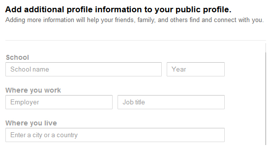 add-additional-profile-information-to-your-public-profile