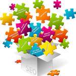 search engine marketing is like a puzzle