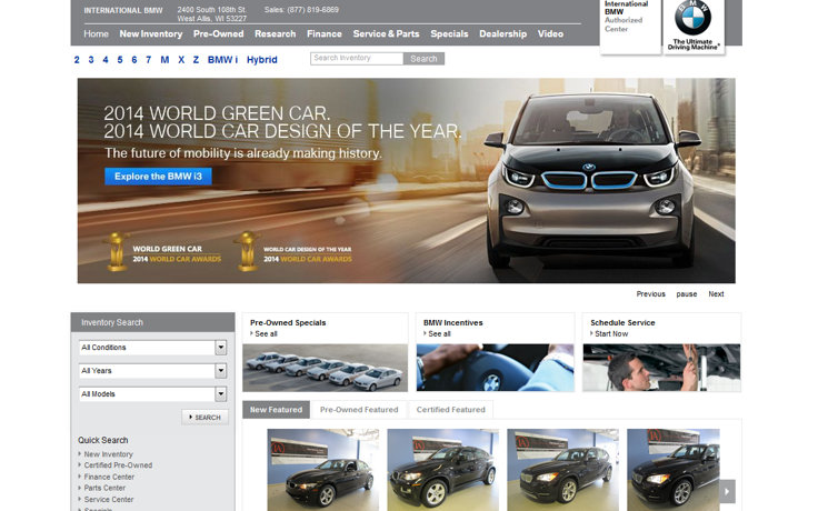 bmws global ci strategy Bmw: leading sustainable growth  strategy number one under this plan, bmw developed a new value-oriented production system that would increase the company's .