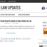 Aviation Law Updates