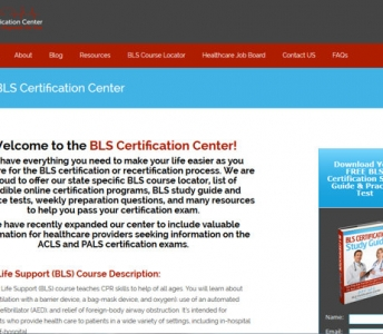 BLS Certification Center