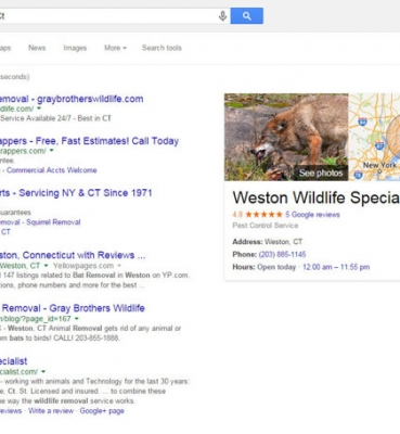 Weston Wildlife Specialist