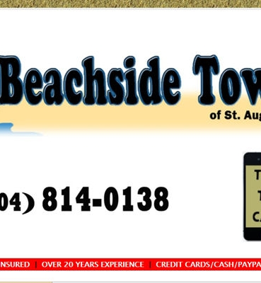 Beachside Towing