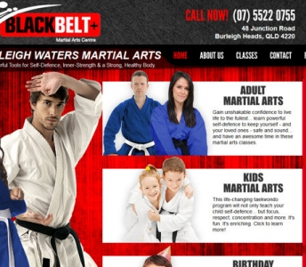 Black Belt Plus