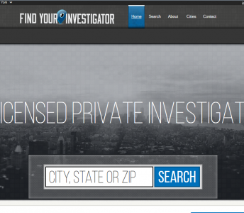 Find Your Investigator