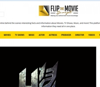 Flip The Movie Script