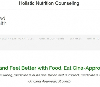 Gina Approved Nutrition