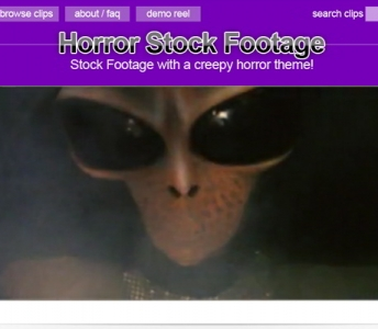 Horror Stock Footage