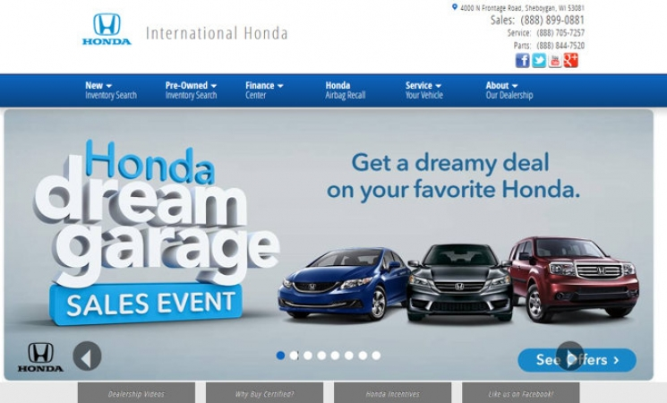 International Honda
