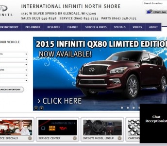 International Infiniti North Shore