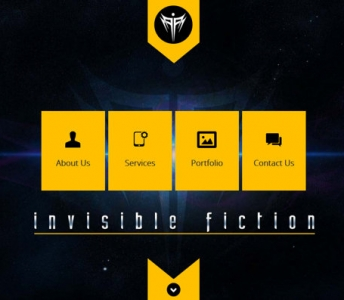 Invisible Fiction