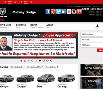 Midway Dodge