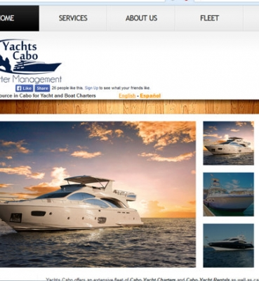 Yachts Cabo